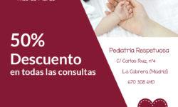 Promoción Pediatría Respetuosa